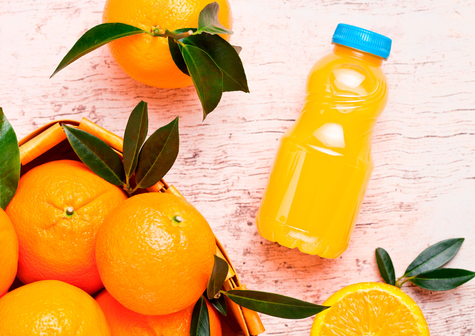 A four-year study concludes that drinking juice…