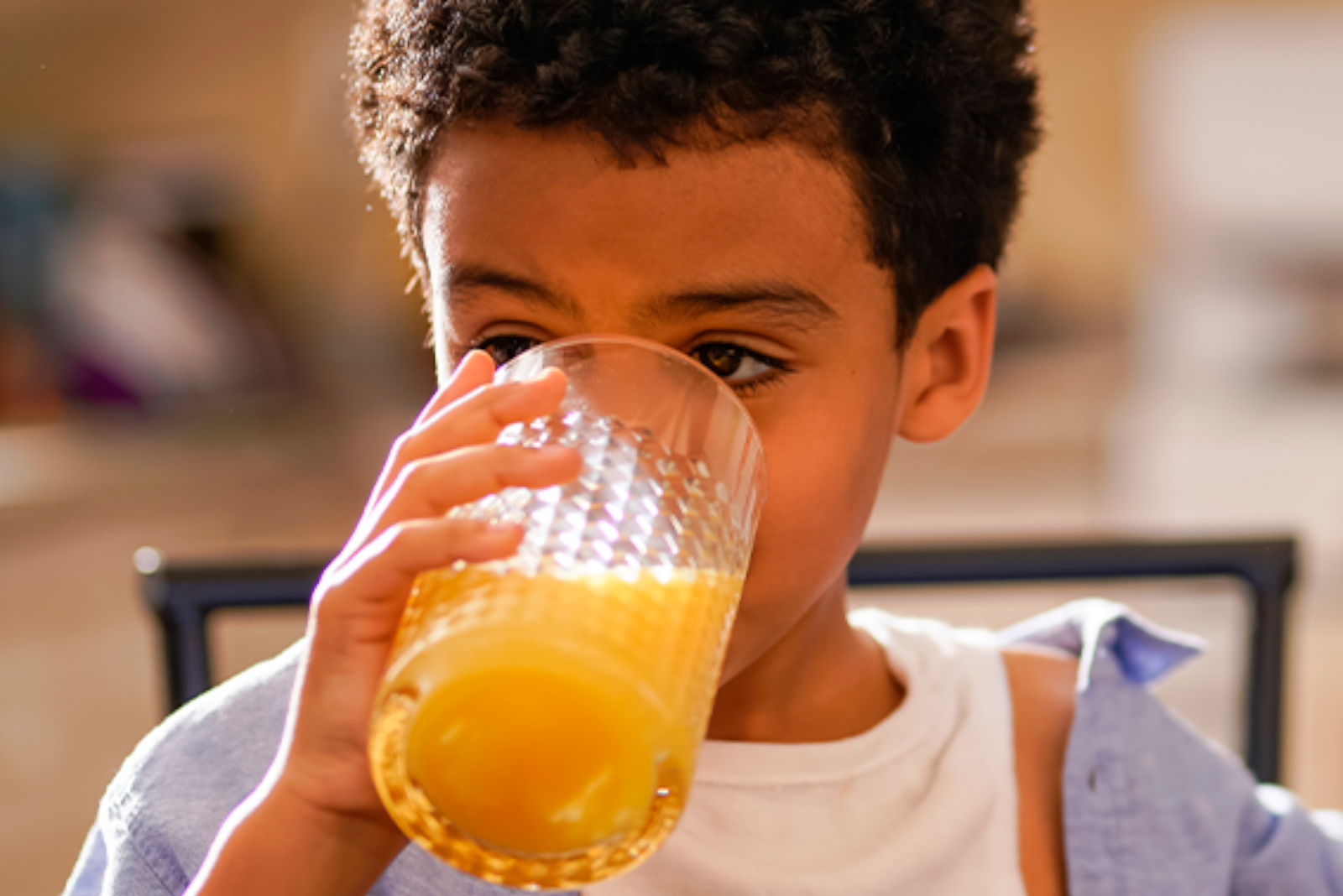 Should children avoid fruit juice?