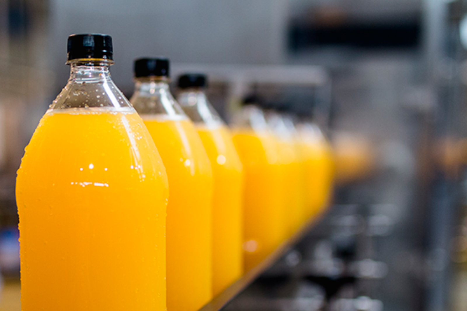 Three facts about packaged orange juice